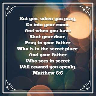Pray-In-Secret