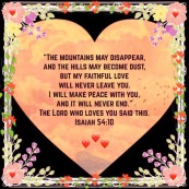 God's Love © SD Harden All rights reserved.