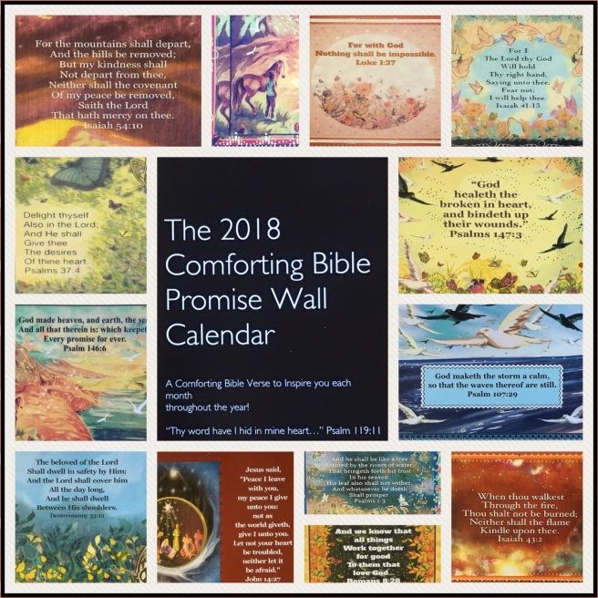 2018 Bible Promise Calendar